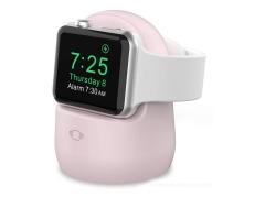 استند شارژر سیلیکونی اپل واچ AhaStyle Silicone Stand Apple Watch PT63