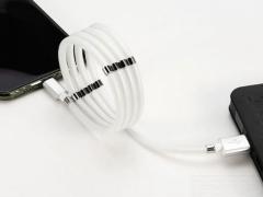کابل شارژ و انتقال داده لایتنینگ Yesido CA61 Lightning Cable 1m