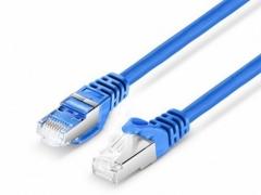 کابل شبکه تسکو TSCO TNC 610 FTP CAT6 LAN Cable 1m