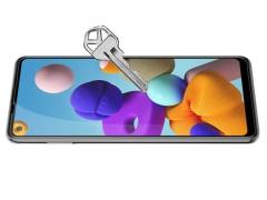 محافظ صفحه نمایش شیشه ای نیلکین سامسونگ Nillkin Amazing CP+ Pro Glass Samsung A21S