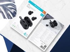 هندزفری بلوتوث راک Rock Space EB80 Wireless Headset