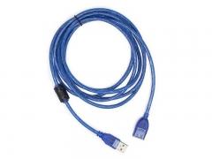 کابل افزایش طول یو اس بی تسکو TSCO TC 04 USB To USB Adapter 1.5m
