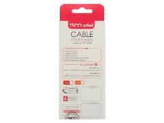 کابل میکرو یواس بی تسکو  TSCO TC A153 microUSB Cable 1m