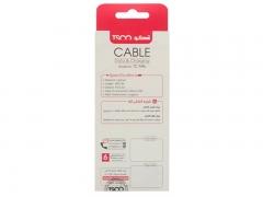 کابل میکرو یواس بی تسکو  TSCO TC A96 microUSB Cable 1m