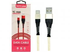 کابل میکرو یواس بی تسکو TSCO TC A66 microUSB Cable 1m