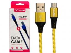 کابل میکرو یواس بی تسکو TSCO TC A93 microUSB Cable 1m