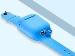 کاور سیلیکونی نگهدارنده دور مچ کیس ایرپاد Silicone cover wrist AirPad1/2 case