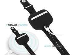کاور سیلیکونی نگهدارنده دور مچ کیس ایرپاد پرو Silicone cover wrist AirPads Pro case