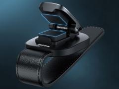 نگهدارنده عینک داخل ماشین بیسوس Baseus Platinum Vehicle Eyewear Clip Clamping Type