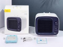 خرید کولر قابل حمل بیسوس مدل Baseus Time Desktop Evaporative Cooler