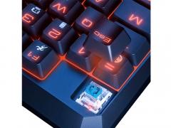 کیبورد مخصوص بازی بیسوس Gamo GK01 Gaming Keyboard