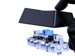 کیبورد گیمینگ بیسوس Baseus GAMO One-Handed Gaming Keyboard GK01 با کارایی بالا