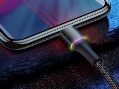 کابل شارژ و انتقال داده لایتنینگ بیسوس Baseus Halo Lightning Cable 3M