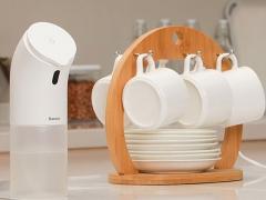 پمپ مایع دستشویی با قابلیت فوم ساز بیسوس Baseus Minipeng Hand Washing machine