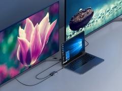 هاب تایپ سی به اچ دی ام آی بیسوس Baseus Enjoy USB-C to HDMI Hub