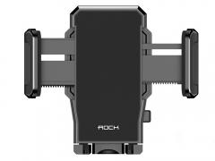پایه نگهدارنده گوشی برای دوچرخه و موتورسیکلت راک  ROCK Black Universal Bike Phone Mount
