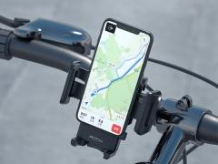 پایه نگهدارنده گوشی برای دوچرخه و موتورسیکلت راک  ROCK Black Universal Bike Phone Mount سازگاری با انواع دوچرخه و موتورسیکلت