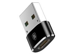 مبدل تایپ سی به یو اس بی بیسوس Baseus mini Type-C to USB Adapter