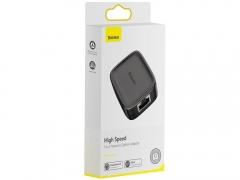 مبدل 1 به 2 پورت شبکه بیسوس Baseus High Speed 1 To 2 Network Splitter Adapter