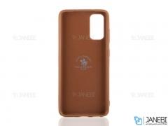 قاب محافظ چرمی پولو سامسونگ Polo Knight Case Samsung S20