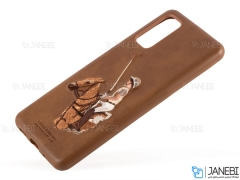 قاب محافظ چرمی پولو سامسونگ Polo Jockey Case Samsung S20