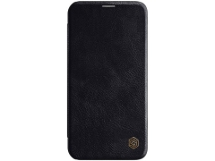 کیف چرمی نیلکین آیفون Nillkin Qin Leather Case iPhone 12 Pro / iPhone 12