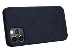 کیف چرمی نیلکین آیفون Nillkin Qin Leather Case iPhone 12 Pro / iPhone 12 Max