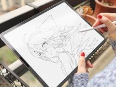 محافظ صفحه نمایش نیلکین آیپد پرو Nillkin Antiglare AG paper-like screen protector iPad Pro 12.9 2018/2020