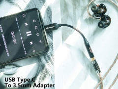 مبدل تایپ سی به صدا نیلکین Nillkin NH1 Type-C to 3.5mm Adapter
