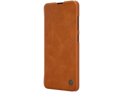 کیف چرمی نیلکین سامسونگ Nillkin Qin Leather Case Samsung A51 5G