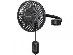 پنکه قابل حمل مخصوص خودرو بیسوس   BASEUS Departure Car Vehicle Cooling Fan (Seat Type)