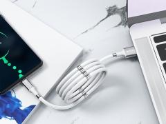 کابل شارژ و انتقال داده لایتنینگ راک Rock Magnetic Silicone Lightning Cable 1.8M