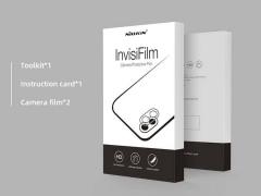 محافظ لنز دوربین آیفون نیلکین Nillkin InvisiFilm iphone X/XS