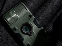 پوشش فلزی دوربین آیفون نیلکین Nillkin Dazzling Metal Camera cover iPhone 11/11 Pro/11 Pro Max