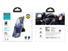 پایه نگهدارنده دریچه کولری گوشی جویروم Joyroom Shine JR-ZS180 Gravity Car Holder