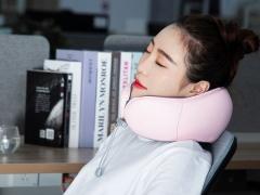 بالش گردنی بیسوس Baseus U Shaped Memory Foam Neck Pillows