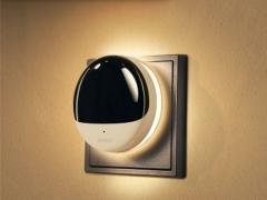 چراغ خواب دیواری هوشمند بیسوس Baseus ACLK-C-01 Plug-in Night Light