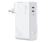 پاور بانک و شارژر دیواری سریع بیسوس Baseus PPNLD45CE GaN Quick Powerbank Charger