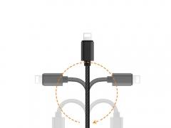 مبدل لایتنینگ به لایتنینگ و صدا مک دودو Mcdodo CA-347 Lightning Audio Adapter