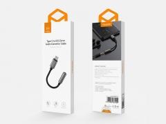 مبدل تایپ سی به صدا مک دودو Mcdodo CA-611 Audio Cable Type-C to 3.5mm