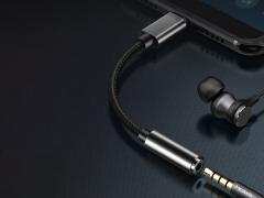 مبدل تایپ سی به جک 3.5 میلیمتری صدا مک دودو MCDODO Type-C to 3.5mm CA-611 دارای کیفیت ساخت بالا