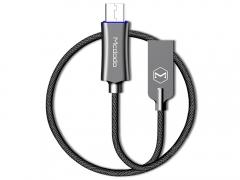 کابل شارژ سریع و انتقال داده میکرو یو اس بی مک دودو Mcdodo CA-289 Auto Power Off MicroUSB Cable 1m