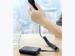کابل شارژ و انتقال داده لایتنینگ تلفنی مک دودو Mcdodo  CA-641 Data Coiled Cable Lightning 1.8M