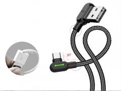 کابل شارژ و انتقال داده تایپ سی مک دودو Mcdodo CA-528 90Light Type-C Cable 3M