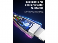 کابل شارژ و انتقال داده 1.2 متری لایتنینگ مک دودو MCDODO Fast Charge Lightning 1.2M CA-570 دارای تراشه کنترل هوشمند