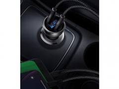 شارژر فندکی 2 پورت مک دودو Mcdodo CC-674 Dual USB Car Charger
