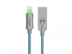 کابل شارژ و انتقال داده لایتنینگ مک دودو Mcdodo CA-390 Auto Disconnect Lightning Cable 1.8M