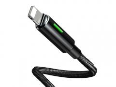 کابل هوشمند شارژ و انتقال داده لایتنینگ مک دودو Mcdodo Auto Disconnect Lightning Cable 1.8M CA-460