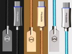 کابل تایپ سی هوشمند سریع مک دودو Mcdodo CA-288 Auto Disconnect Type-C Cable 1.5m