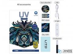 محافظ صفحه UV لیتو S20 ultra